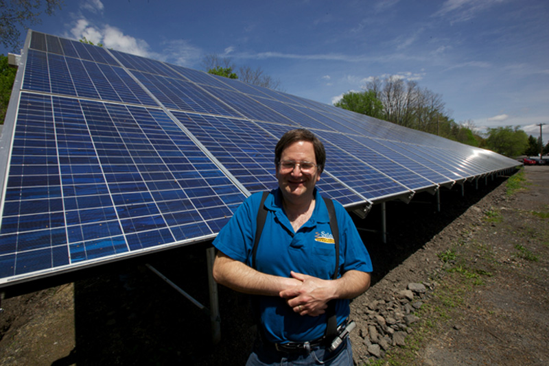 SelectEuroCars, Inc. Leads the way in Sustainable Energy with 47.5kW Solar Installation